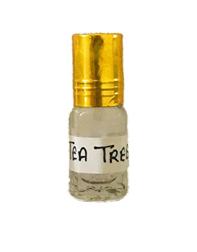 Premium Handmade Natural Floral Original Tea Tree Attar