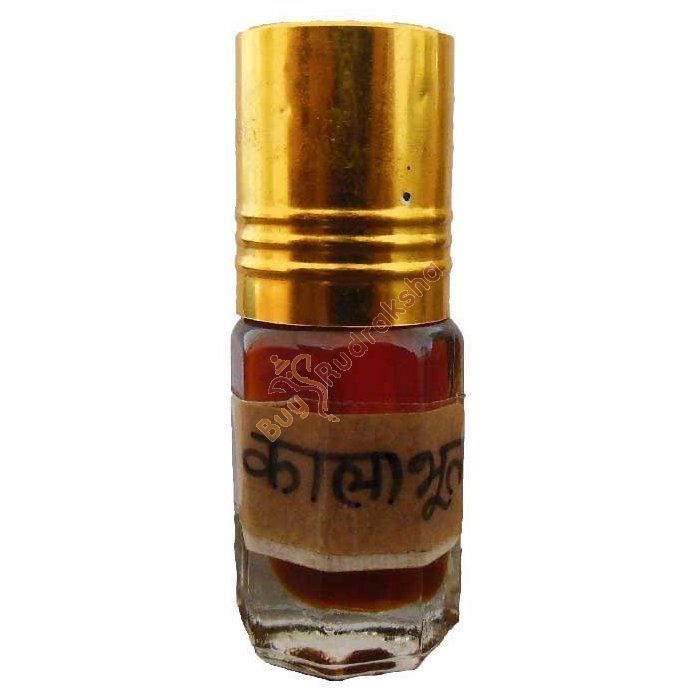 Handmade Kala Bhoot Attar for Pooja and Personal Daily Use