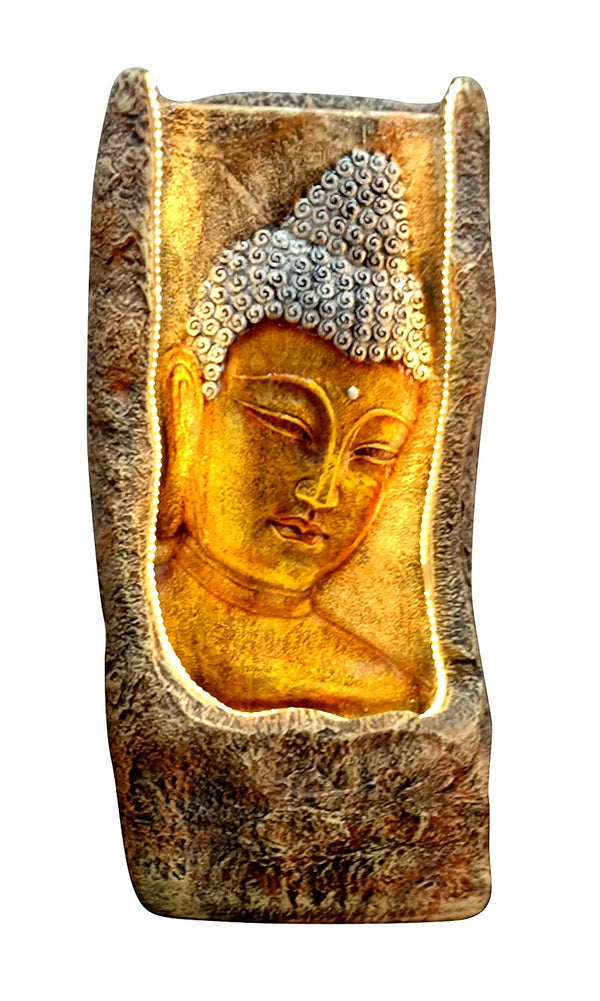 Buddha Fountain Elegant Premium Indoor Water Fountain (40 x 45 x 83 cm)