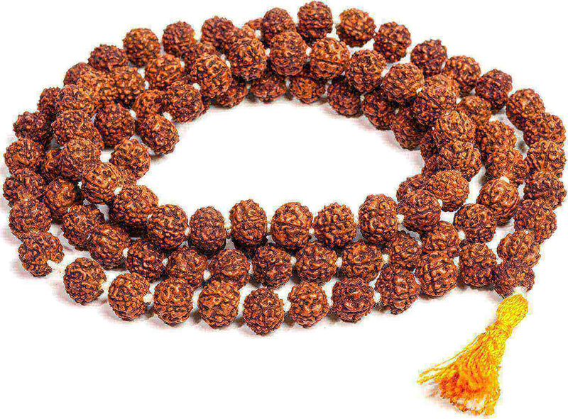 Original Rudraksha Mala for Daily Wear or Mantra Japa With LAB Certificate