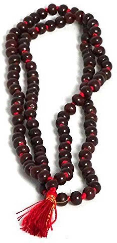 Fashion Jewellery Wedding & Engagement, Workwear, Everyday, Religious Lal Chandan mala