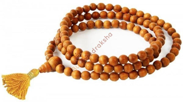 Chadan/Sandalwood Mala Wood Chain