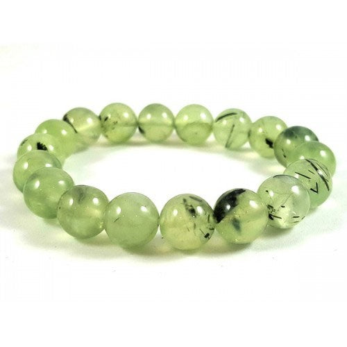 Original Natural Prehnite Gemstone Bracelet