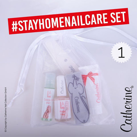 #StayHome Nail Care Set