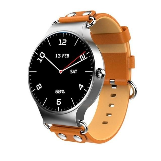 cf0c6e6a6 KINGWEAR KW98 Smart Watch Android 5.1 3G WIFI GPS Watch Smartwatch For iOS Android  PK men