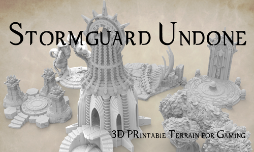 2019 STORMGUARD UNDONE: ARCHMAGE+ STORMGUARD COMPLETE LATE PLEDGE ONLY