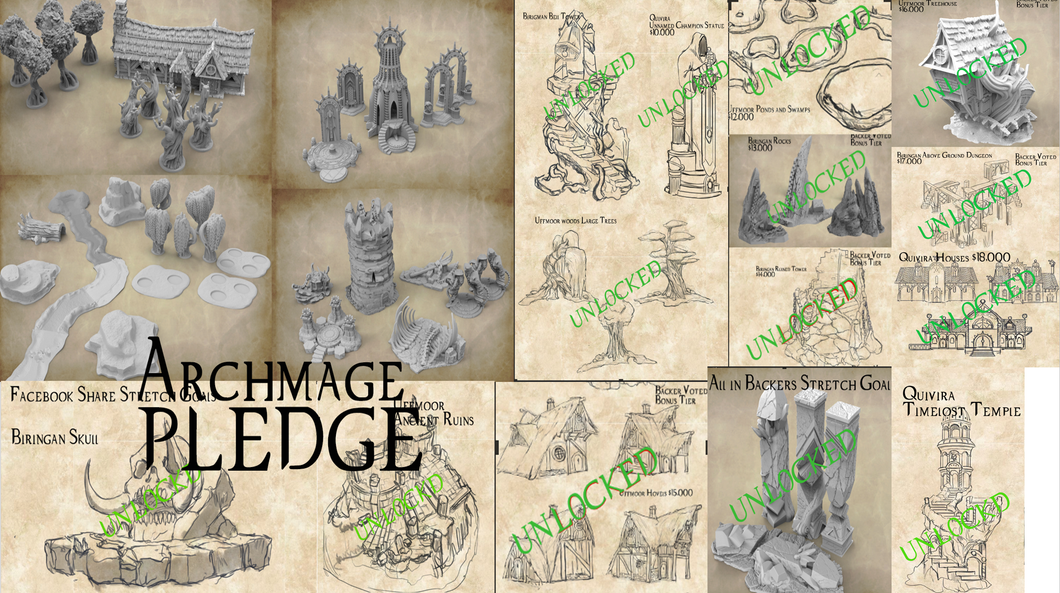 2019 STORMGUARD UNDONE: ARCHMAGE LATE PLEDGE ONLY