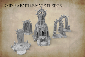 2019 STORMGUARD UNDONE: QUIVIRA BATTLE MAGE LATE PLEDGE ONLY