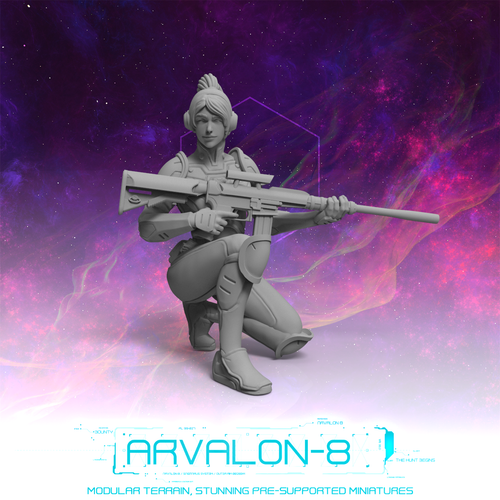 Arvalon 8 Crews: Crew 11-2 Gina Quan