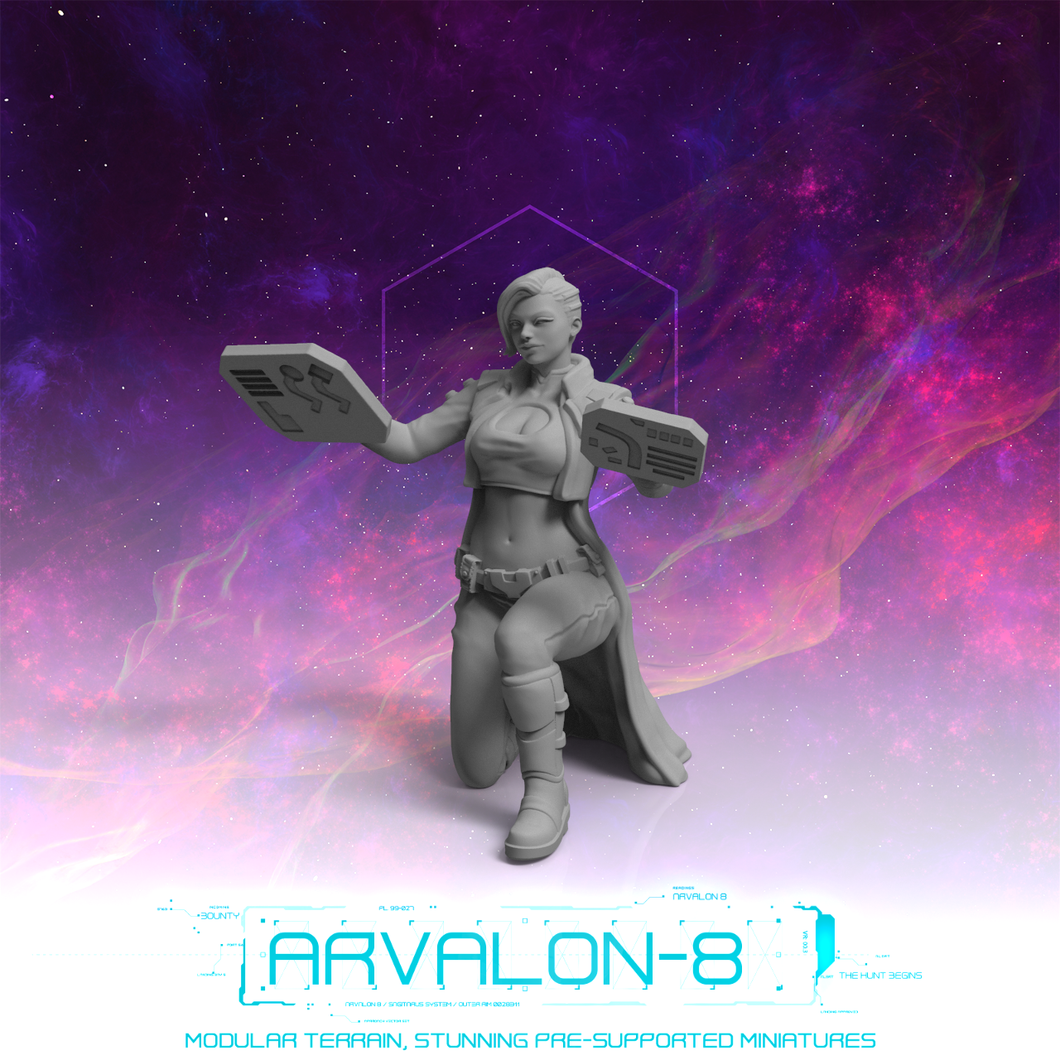 Arvalon 8 Crews: Crew 2-4 Jaira Taa