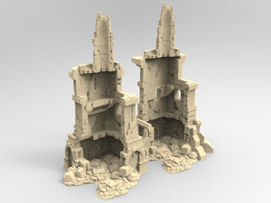 STORMGUARD RUINED MODULAR TOWERS