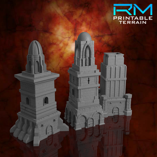 STORMGUARD MODULAR TOWERS