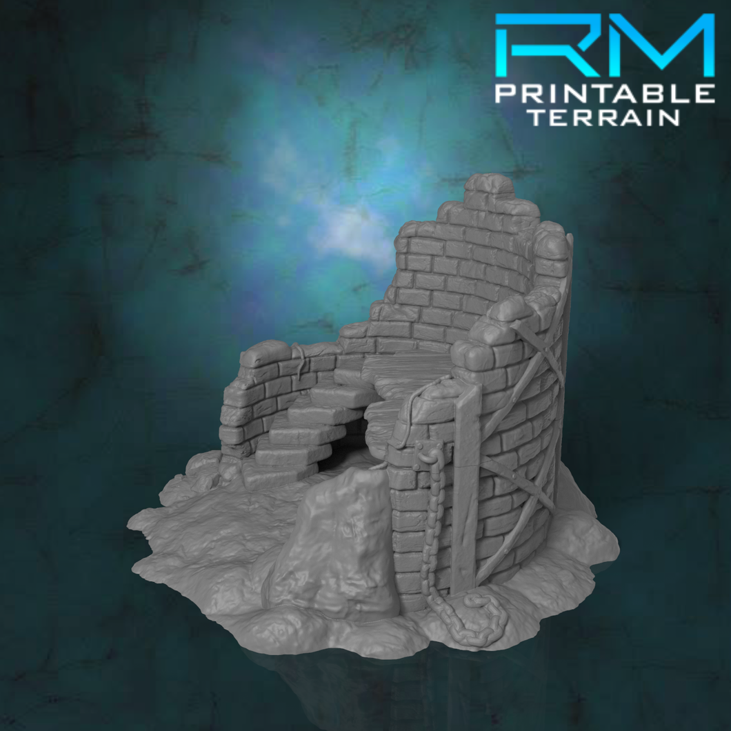 BIRINGAN RUINED WATCH TOWER