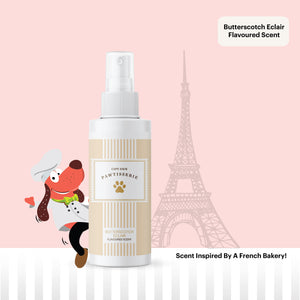 Butterscotch Eclair Flavoured Scent For Pets 100ml
