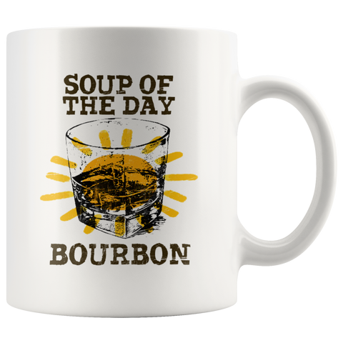 Soup Of The Day: Bourbon Coffee Mug