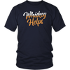 Whiskey Helps Tee Shirt