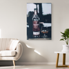 Glenfiddich 15 Scotch Canvas Wall Art