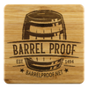 Barrel Proof Logo Coaster Set