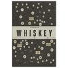 World Of Whiskey Map Canvas Wall Art