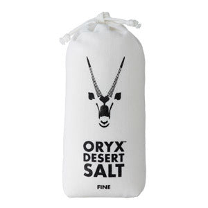 Oryx Desert Salt Cotton Bag - Fine
