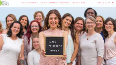 Happy Healthy Women Networking Group