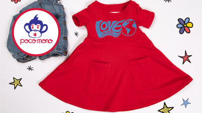 Poco Mono Organic Kids Clothes