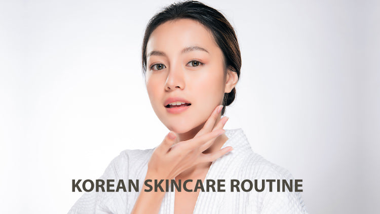 The 5 Step Korean Skincare Routine We should know