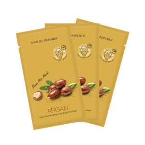 Load image into Gallery viewer, 3 for 2 - Argan Essential Deep Care Steam Hair Mask