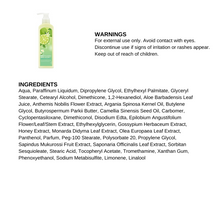 Load image into Gallery viewer, LOVE ME BUBBLE BODY LOTION-BERGAMOT CITRUS