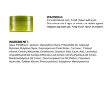 Load image into Gallery viewer, Real Nature Olive Cleansing Cream