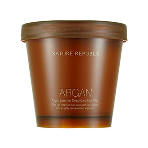 ARGAN ESSENTIAL DEEP CARE HAIR PACK JUMBO (470 ml)