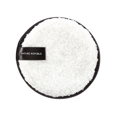 BEAUTY TOOL SOFT FIBER CLEANSING PAD