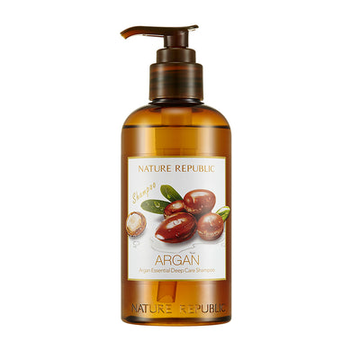 ARGAN ESSENTIAL DEEP CARE SHAMPOO JUMBO (1000 ml)