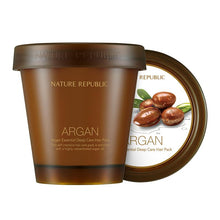 Load image into Gallery viewer, Argan Essential Deep Care Hair Pack