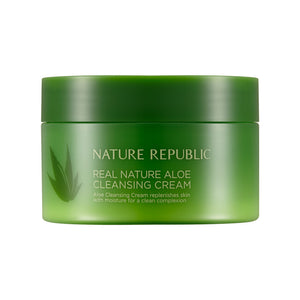 REAL NATURE ALOE CLEANSING CREAM