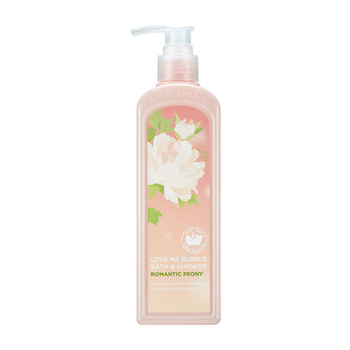 LOVE ME BUBBLE BATH & SHOWER GEL-ROMANTIC PEONY