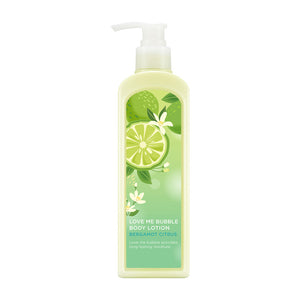 Love Me Bubble Body Lotion-Bergamot Citrus