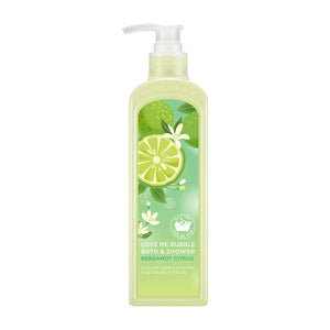 LOVE ME BUBBLE BATH & SHOWER GEL-BERGAMOT CITRUS