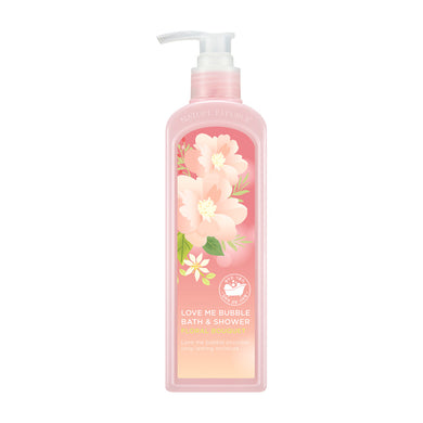 LOVE ME BUBBLE BATH & SHOWER GEL-FLORAL BOUQUET
