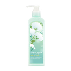 Love Me Bubble Body Lotion-Cotton Baby