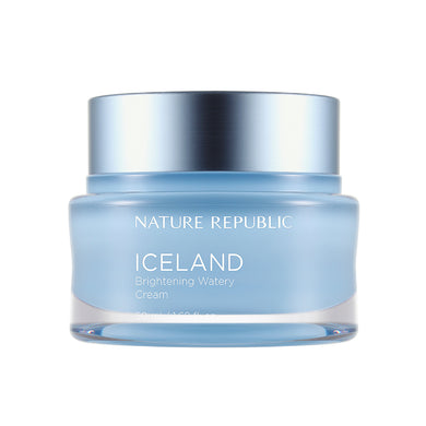 ICELAND BRIGHTENING WATERY CREAM
