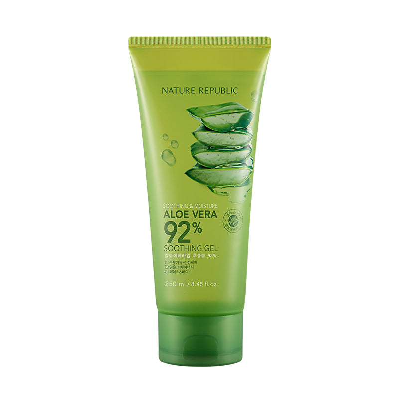 Soothing & Moisture Aloe Vera 92% Soothing Gel (Tube)