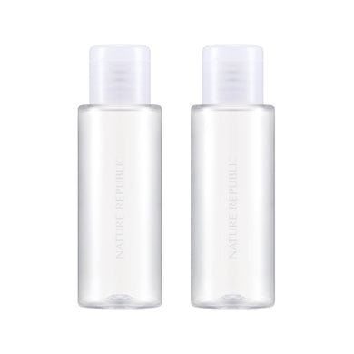 Beauty Tool Skin & Lotion Container (2 Pcs)