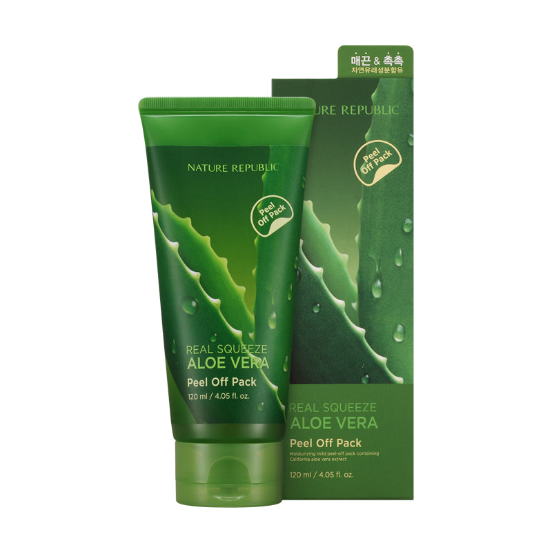 Real Squeeze Aloe Vera Peel Off Pack