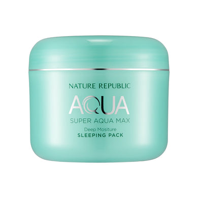 SUPER AQUA MAX DEEP MOISTURE SLEEPING PACK