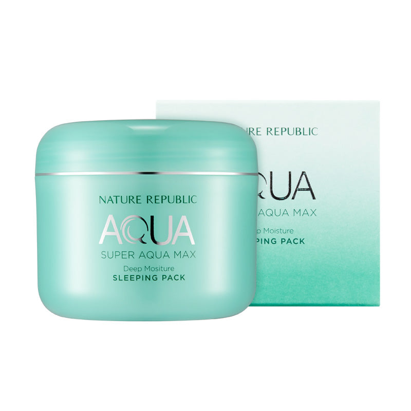 Load image into Gallery viewer, Super Aqua Max Deep Moisture Sleeping Pack