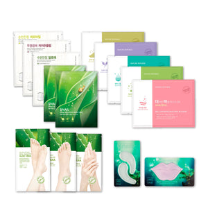 Mask Sheets Selection - Premium Package