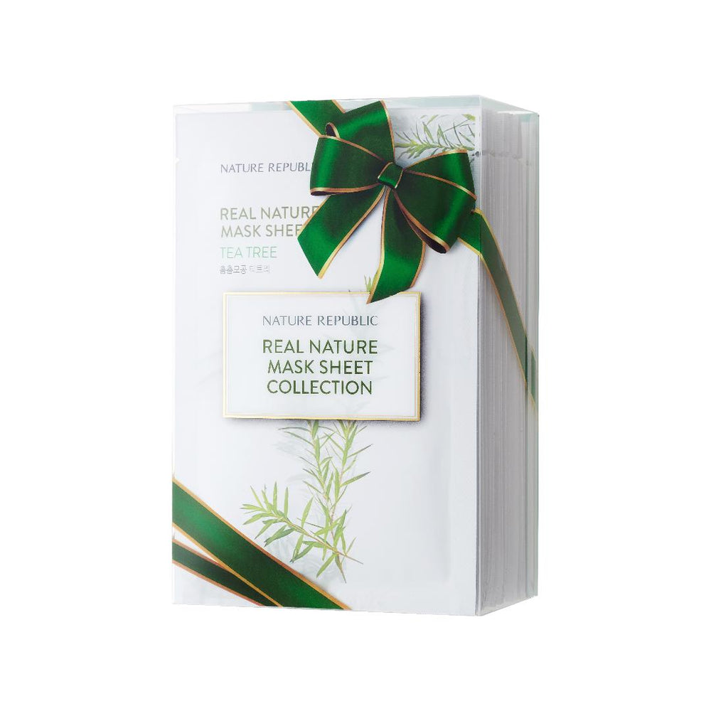 Real Nature Mask Sheets Set (20ea)