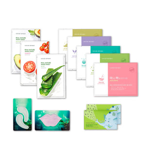 Mask Sheets Selection - Essential Package