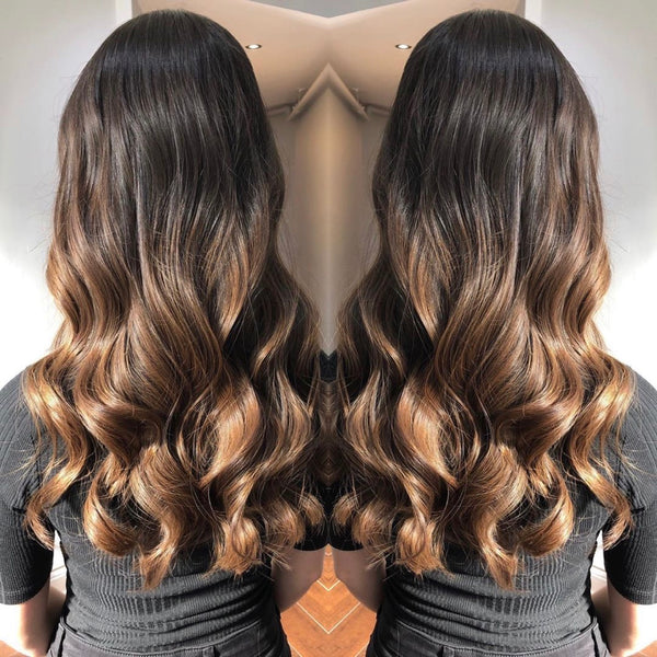 Balayage or Highlights? Allertons Professional Hair Colour Services.